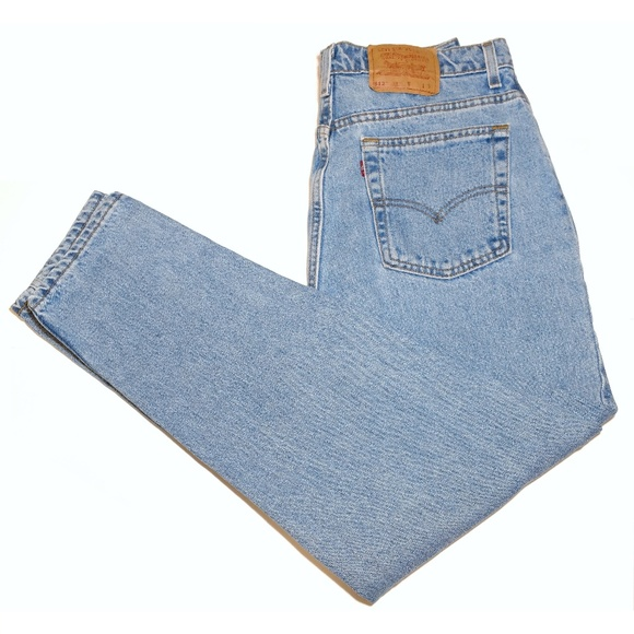 cf13f260618 Levi's Jeans | Vintage Levis 512 High Waist Mom 31 Us Made | Poshmark
